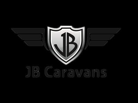 JB Caravans brand new 2016 22' Dirt Roader Family Van