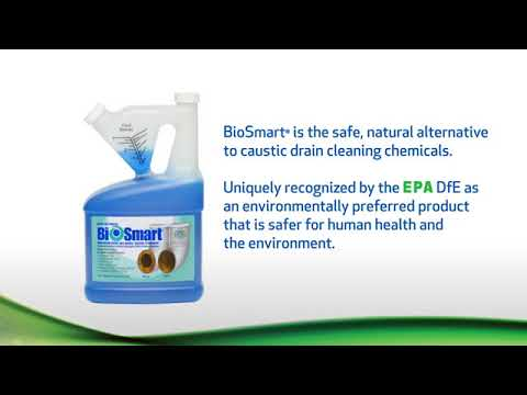 BioSmart - Eco-Friendly Drain and Septic Cleaner