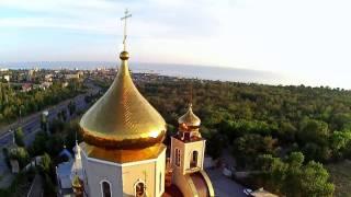 Бердянск с высоты 2016