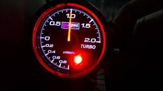 LUXGEN U7 納智捷 22T TURBO 渦輪改裝 D1 SPEC 60MM渦輪錶,渦輪表