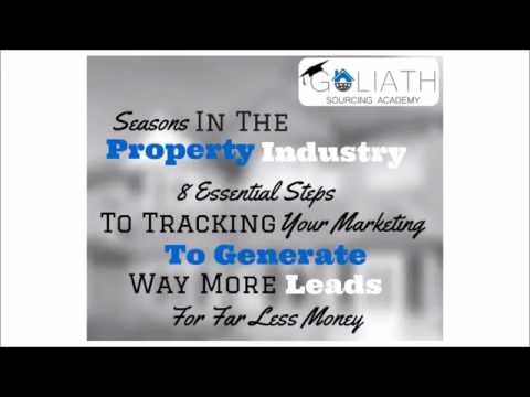 Ep 10: Seasons In The Property Industry; 8 Essential Steps To Generate More Leads