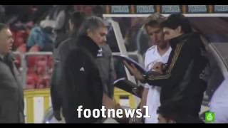 Jose Mourinho Show VS Mallorca Away /  Mallorca - Real Madrid 1:2