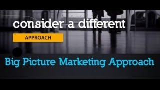 Big Picture Framework Marketing