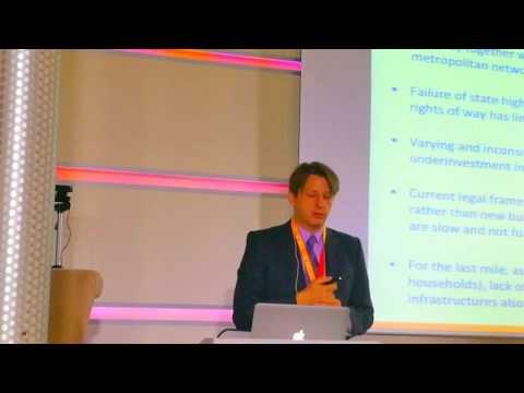 Turk.net CEO Cem Çelebiler DE-CIX Istanbul 2016 Summit Sunumu - Türkiye'deki Altyapı Konuları