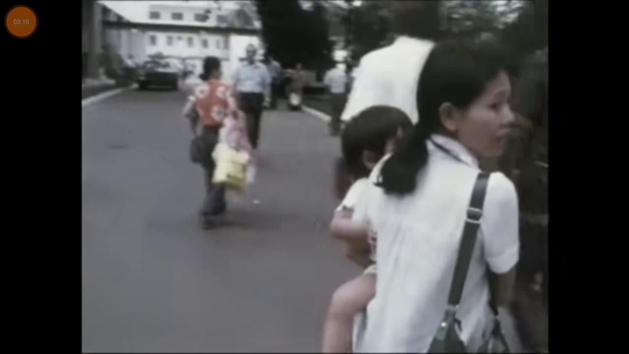 Sài Gòn những ngày trước 30/4/1975. Vietnam War