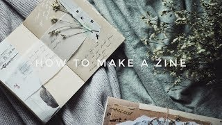 How to Make a Zine | Lollalane