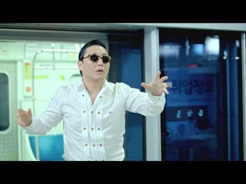 PSY - Gangnam Style [Backwards]