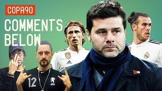 Will Pochettino Leave Spurs for Real Madrid?! | Comments Below