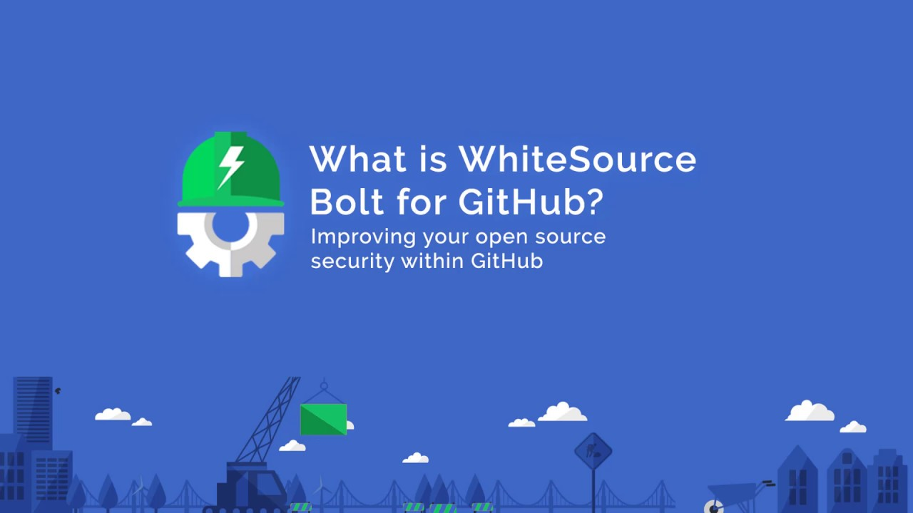 WhiteSource Bolt for Github