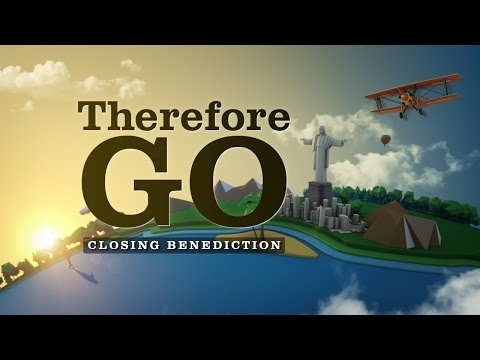 Therefore Go | The Great Commission (Matt 28:18-20)