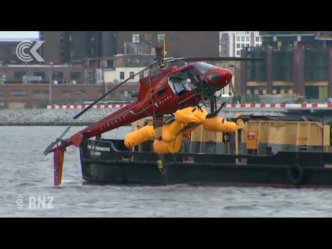 Luggage May Caused New York Helicopter Crash