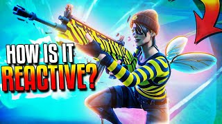 How Is The Personal Pollinators Backbling Reactive?  (How Is It Reactive)
