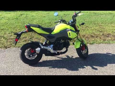 2018 Honda GROM Review - First Impressions!