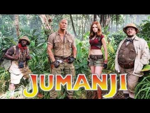 Jumanji  Welcome to the Jungle Soundtrack HD
