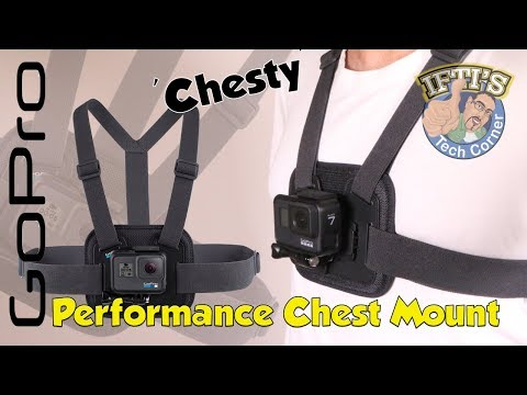 GoPro Chesty : Performance Chest Mount - REVIEW