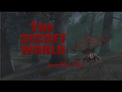 The Secret World with MJ: Preparing for the Museum of the Occult