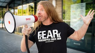 How to Worship Fear