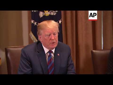 Trump: China a 'Great Help' at NKorea Border