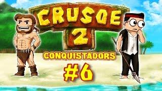 CRUSOE 2 - Ep. 6 - Carcasse de bateau - Fanta et Bob dans Minecraft