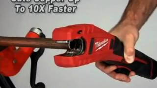 M12™ Cordless Copper Tubing Cutter 2471
