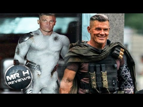 Deadpool 2 NEW Set Photos Of Cable