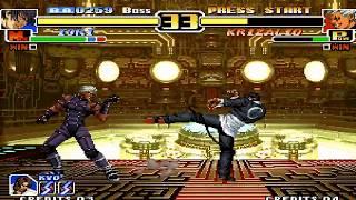 【KOF '99】KYO & IORI【TAS】