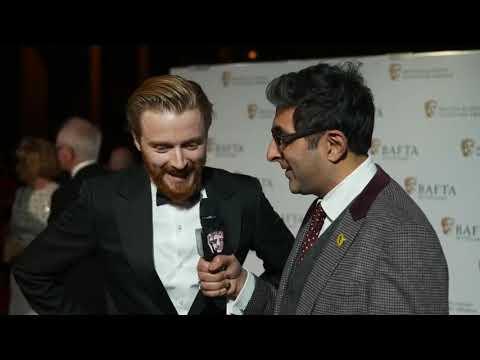 Jack Lowden -  Talk Top Knots, Hipster Facial (Actor Film Nominee BAFTA Scotland - Calibre Movie)