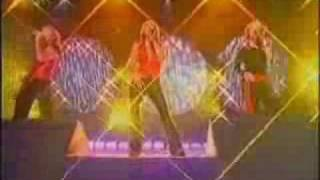 Clips of Atomic Kitten singing You Are (Made By Me) www.No-1-Atomic...