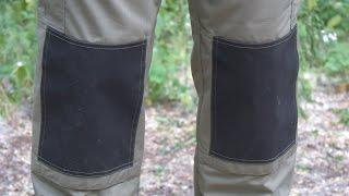 """Видео обзор брюк тактических повседневных, усиленные колени от """"SinRin""""."""