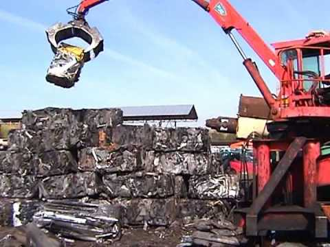 Recycling Machines 1 4 Youtube