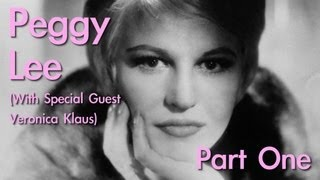 Peggy Lee (PART 1/2) | Wild Women of Song