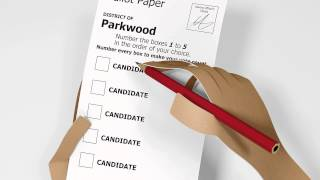 2014 State election - Vote correctly