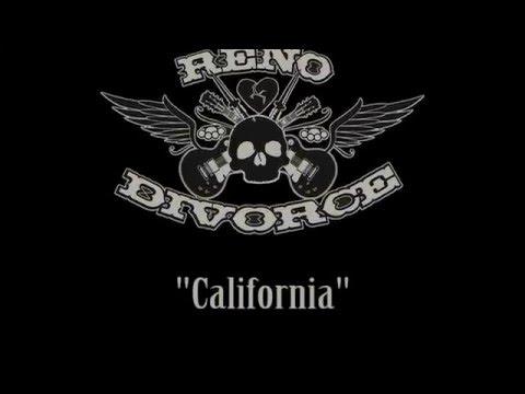Reno Divorce - California