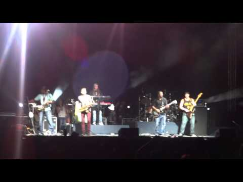 Rebelution - Bright Side of Life live at higher grounds music festival 2014