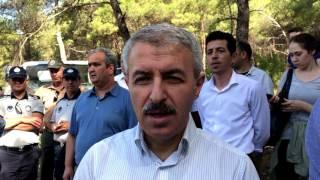 Gambar cover Akhisar'da 15 Temmuz Şehitleri Hatıra Ormanının bakımı yapıldı