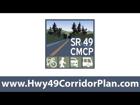 SR 49 CMCP Virtual Open House
