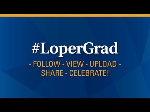 UNK Spring Commencement 2017