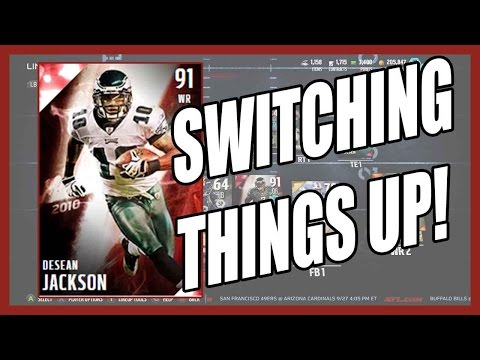 SWITCHING THINGS UP!!  Madden 16 Auction Block Series Ep.4  MUT 16 XB1