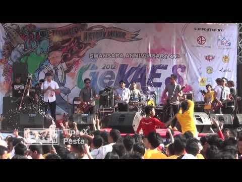 Tipe-X - Pesta, Live at Gekaes XVI SMAN 1 Jepara