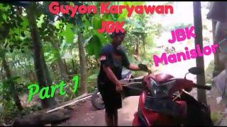 Guyon Karyawan JBK Manislor