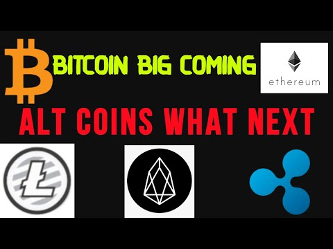 Bitcoin Big Move is Coming ? | Alt Coins What are Next | Crypto Currency Technical Analysis