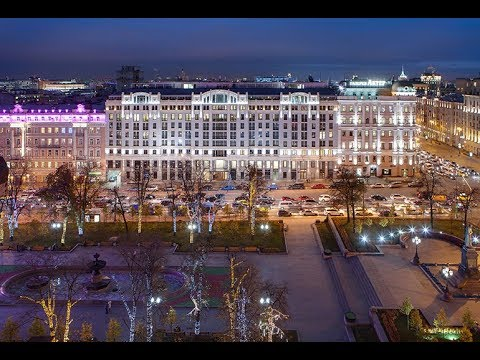 StandArt Hotel Moscow, A Member Of Design Hotels - Moscow, Russian Federation