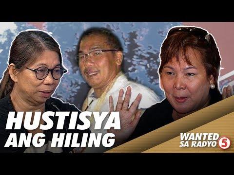 Misis ng pinaslang na Vice Mayor ng Masbate, hiling ay hustisya