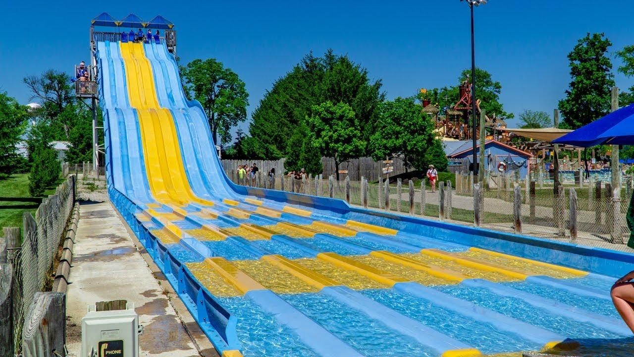 Racer Water Slide
