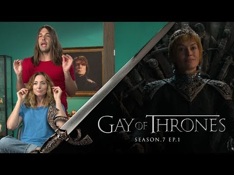 Dragonweave (with Erin Gibson) - Gay Of Thrones S7 E1 Recap