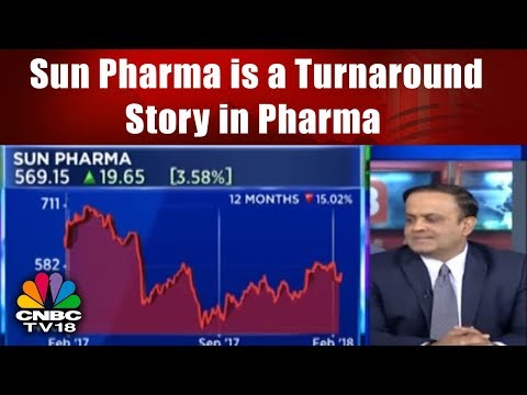 Sun Pharma is a Turnaround Story in Pharma; Maruti & Eicher Motors are Best Auto Picks | CNBC TV18