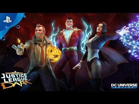 DC Universe Online - New Event & Episode: Justice League Dark | PS4