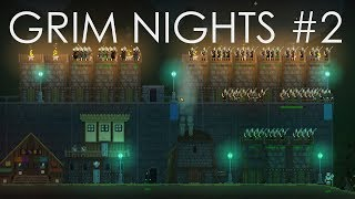 Grim Nights #2 (New Colony Survival Game!!)