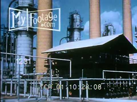 Stock Footage - History of the Sunoco Company