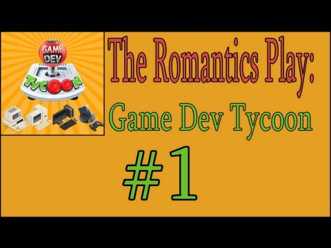 Game Dev Tycoon #1 - Full playthrough with embedded live stream chat